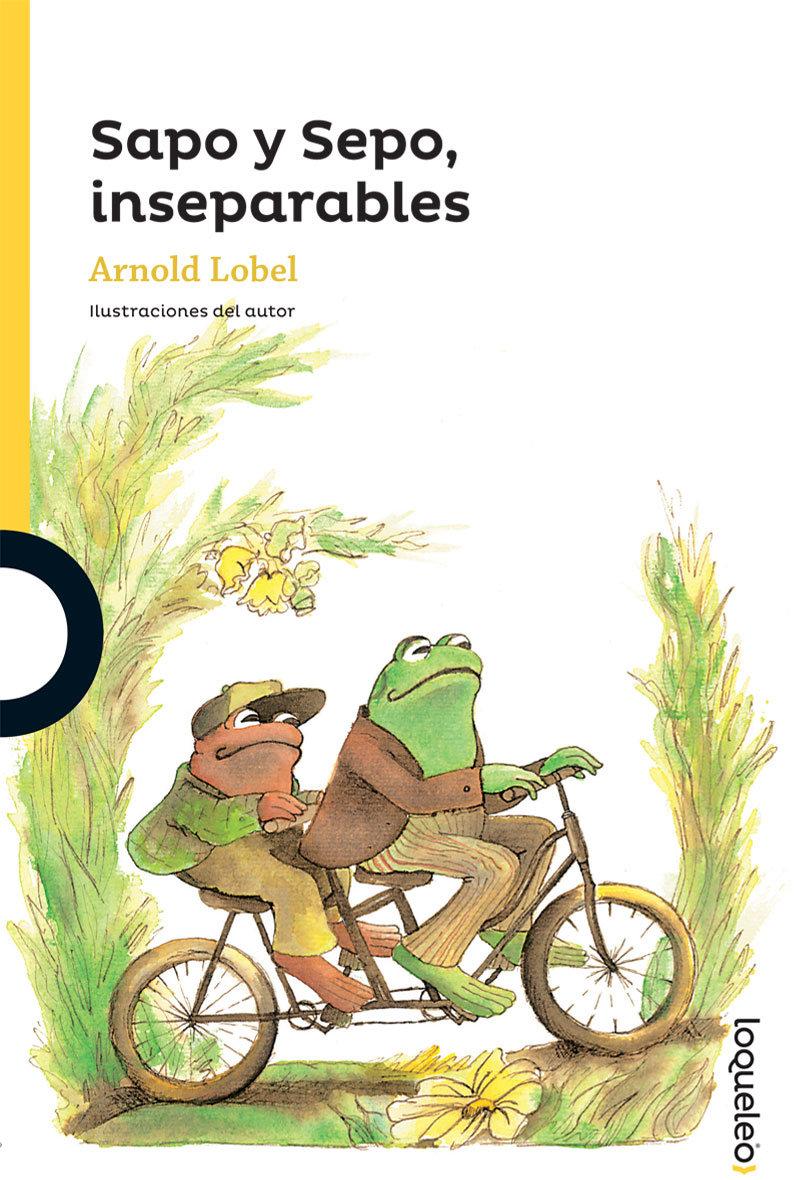 gratis libro de sapo y sepo inseparables