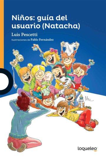 Portada Niños: guía del usuario (Natacha)