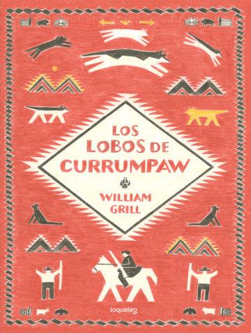 Portada Los lobos de Currumpaw