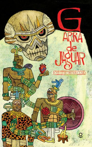 Portada Garra de jaguar