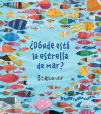 Portada ¿Dónde está la estrella de mar?