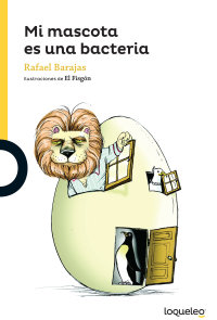 Portada Mi mascota es una bacteria