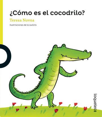 Portada ¿Cómo es el cocodrilo?