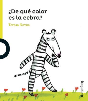 Portada ¿De qué color es la cebra?