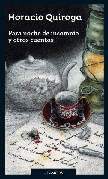 Portada Para noche de insomnio y otros cuentos