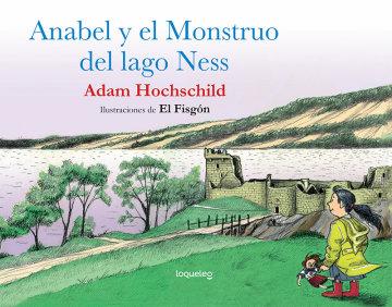 Portada Anabel y el Monstruo del lago Ness