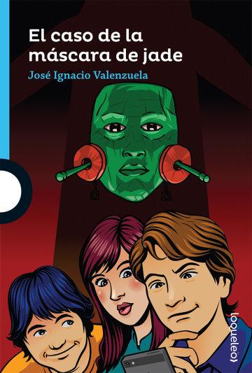 Portada El caso de la máscara de jade