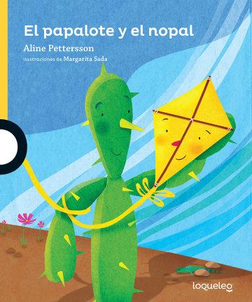 Portada El papalote y el nopal