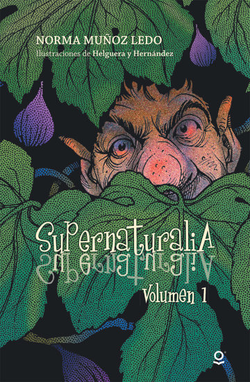 Portada Supernaturalia, vol. I