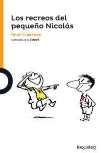 Portada Los recreos del pequeño Nicolás