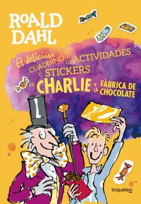 Portada Charlie y la fábrica de chocolates