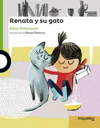 Portada Renata y su gato