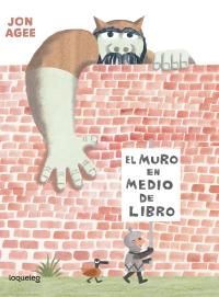 Portada El muro en medio del libro