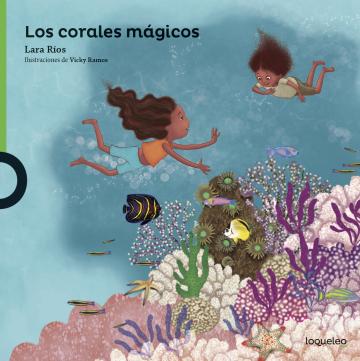Portada Los corales mágicos