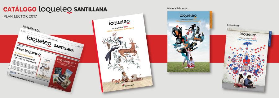 Catálogo Loqueleo Santillana - Noticia