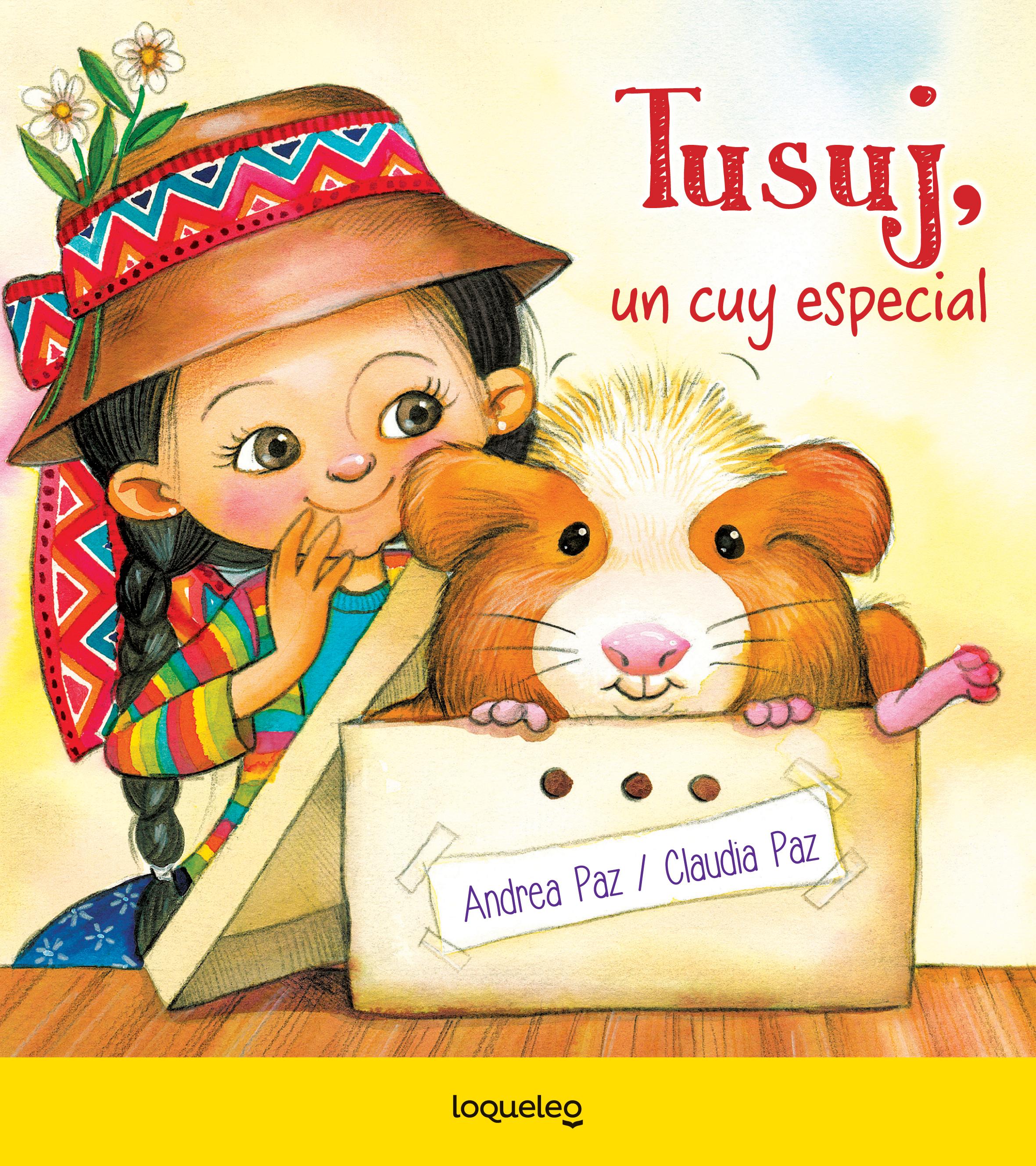 Tusuj Un Cuy Especial