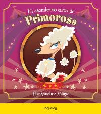 Portada El asombroso circo de Primorosa