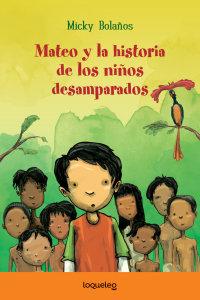 Portada Mateo y la historia de los niños desamparados