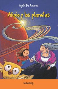 Portada Alipio y los planetas