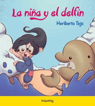 Portada La niña y el delfín