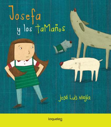 Portada Josefa y los tamaños