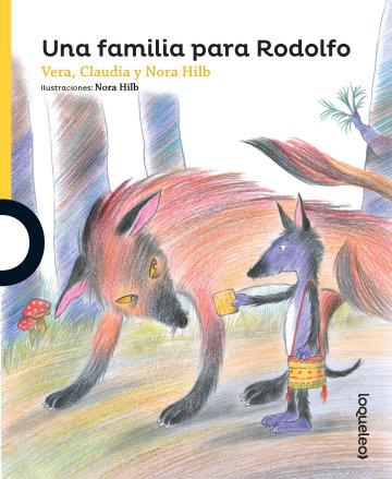 Portada Una familia para Rodolfo