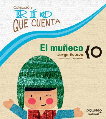 Portada El muñeco/La cajita. (colección