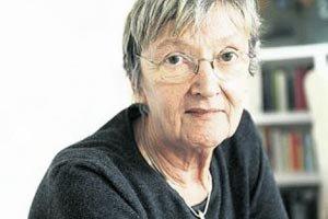 Foto de Christine Nöstlinger
