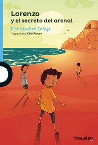 Portada Lorenzo y el secreto del arenal