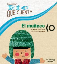Portada El muñeco/La cajita. (colección Rio que cuenta)