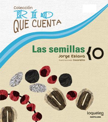 Portada Colección Río que cuenta: Los pájaros/ Las semillas
