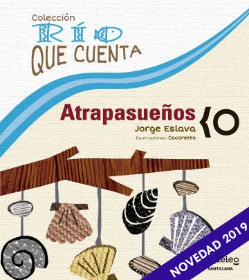 Portada Río que cuenta: Atrapasueños / Angelitos
