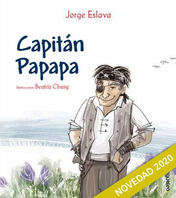 Portada Capitán Papapa