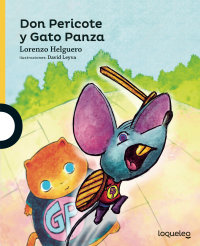 Portada Don Pericote y Gato Panza