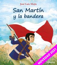 Portada San Martín y la bandera