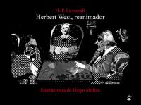Portada Herbert West. Reanimador