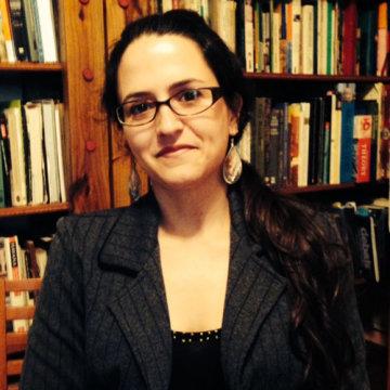 Foto de Gabriela González Izquierdo
