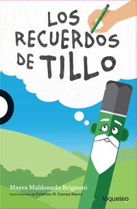 Portada Los recuerdos de Tillo