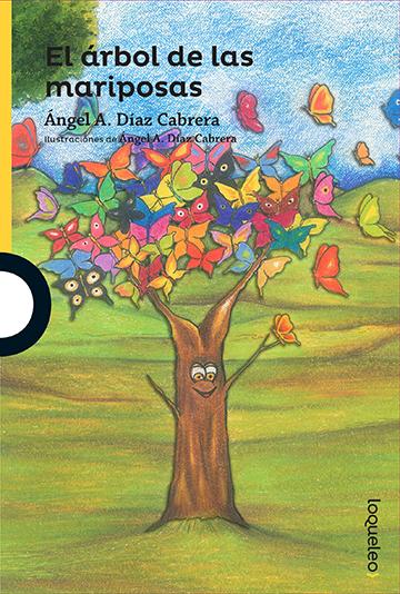 Portada El árbol de las mariposas