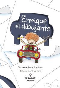 Portada Enrique el dibujante