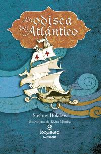 Portada La odisea del Atlántico