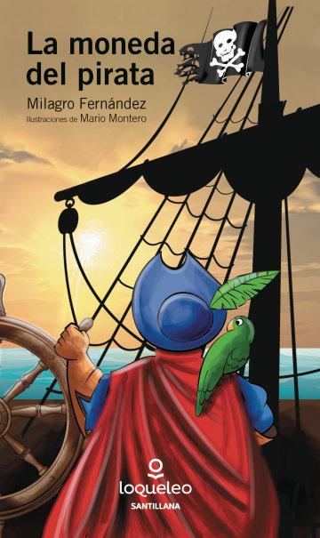 Portada La moneda del pirata