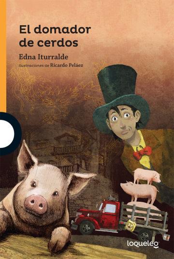 Portada El domador de cerdos