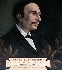 Foto de José Batres Montúfar