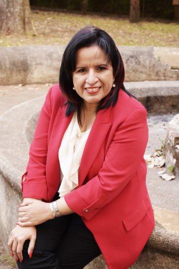Foto de Mildred Hernández Roldán