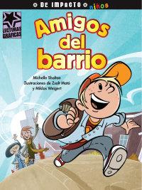 Cover Amigos del barrio