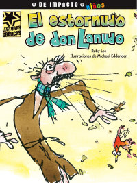 Cover El estornudo de don Lanudo