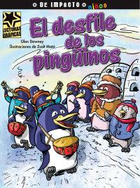 Cover El desfile de los pingüinos