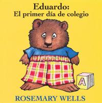 Cover Eduardo: El primer día de colegio