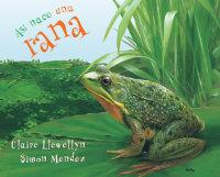 Cover Así nace…una rana